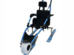 Hippocampe Rear Ski Kit