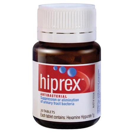 HIPREX 1G 20 TABLETS