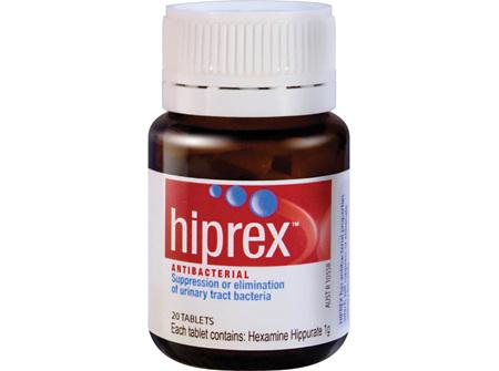 HIPREX 1g 20 tabs