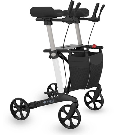 HIRE FOREARM SEAT WALKER ASPIRE VOGUE 1 WEEK