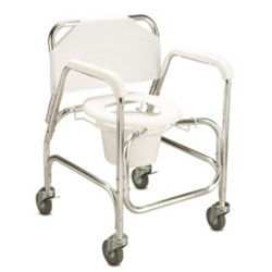HIRE MOBILE SHOWER COMMODE 1 WEEK