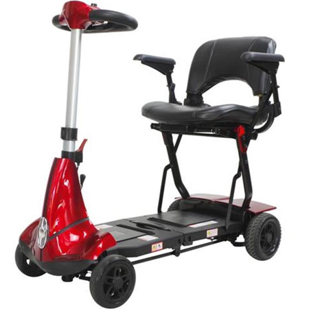 HIRE SOLAX MOBIE MOBILITY SCOOTER 1 WEEK