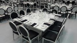 Hiremaster Gloss table range