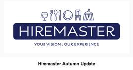 Hiremaster Newsletter