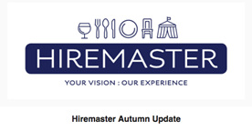 Hiremaster Newsletter