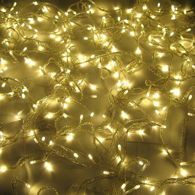 Hiring Indoor 10m Connectable String Fairy Lights-White/Warm White/ Blue