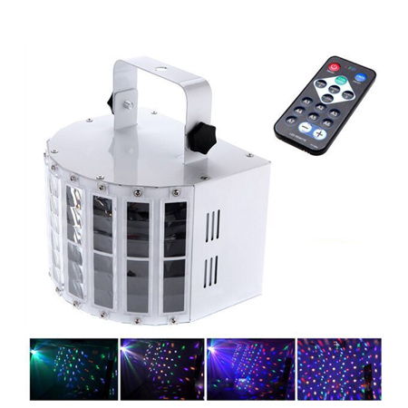 Hiring - Large 9 Colour Disco Party Light / Stage Light with Remote Control