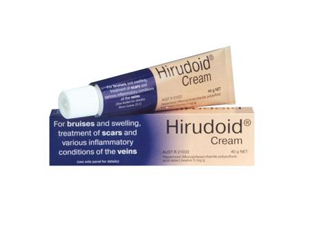 HIRUDOID 40G