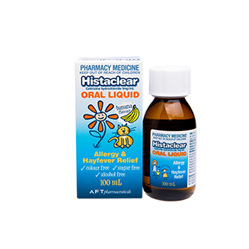 Histaclear 100ml Oral Liquid