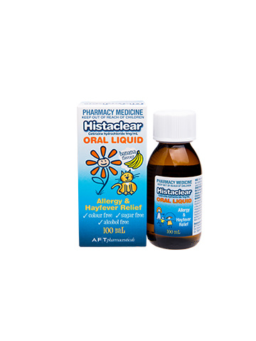 Histaclear 100ml Oral Liquid