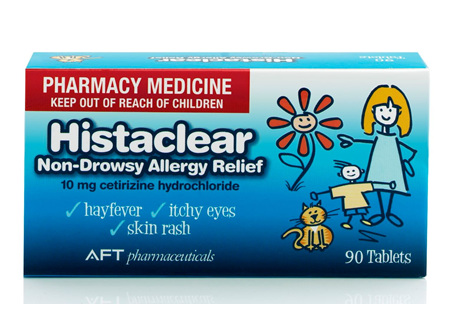 Histaclear 90 Tablets