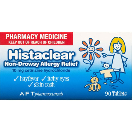 Histaclear Allergy Relief