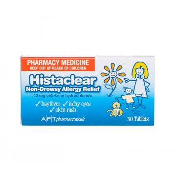 Histaclear Tablets 30s