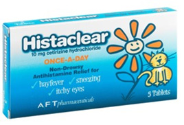 Histaclear Tablets 5s