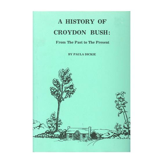 History of Croydon Bush