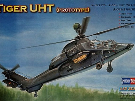 Hobby Boss 1/72 Tiger UHT (prototype)