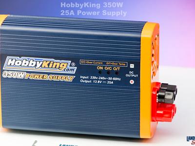 HobbyKing 350W 25A Power Supply - PSU