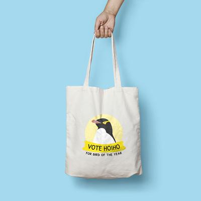 Hoiho Tote Bag