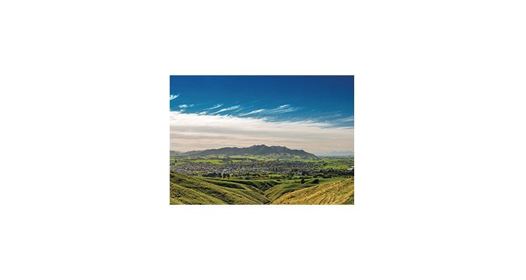 Hokonui Hills Postcard