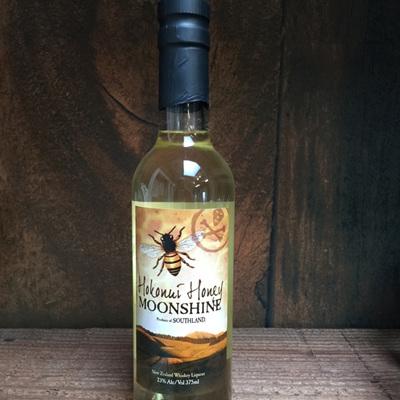 Hokonui Honey Moonshine Liqueur 375ml
