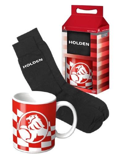 HOLDEN MUG & SOCK GIFT PACK