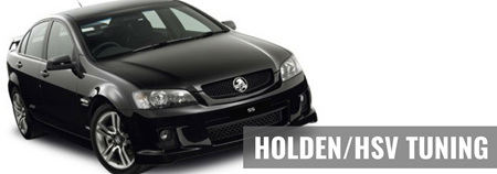 Holden/HSV Tuning