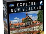Holdson 100 piece jigsaw puzzle Govt Gardens Rotorua buy at www.puzzlesnz.co.nz