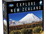 Holdson 100 piece puzzle Mount Ngauruhoe  buy at www.puzzlesnz.co.nz