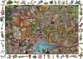 Holdson 100 Piece Jigsaw Puzzle: Pontcheffs Harbour