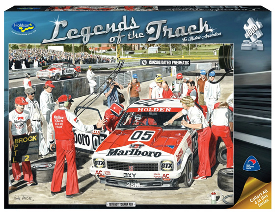 Holdson 1000 piece puzzle Masters Apprentice buy at www.puzzlesnz.co.nz