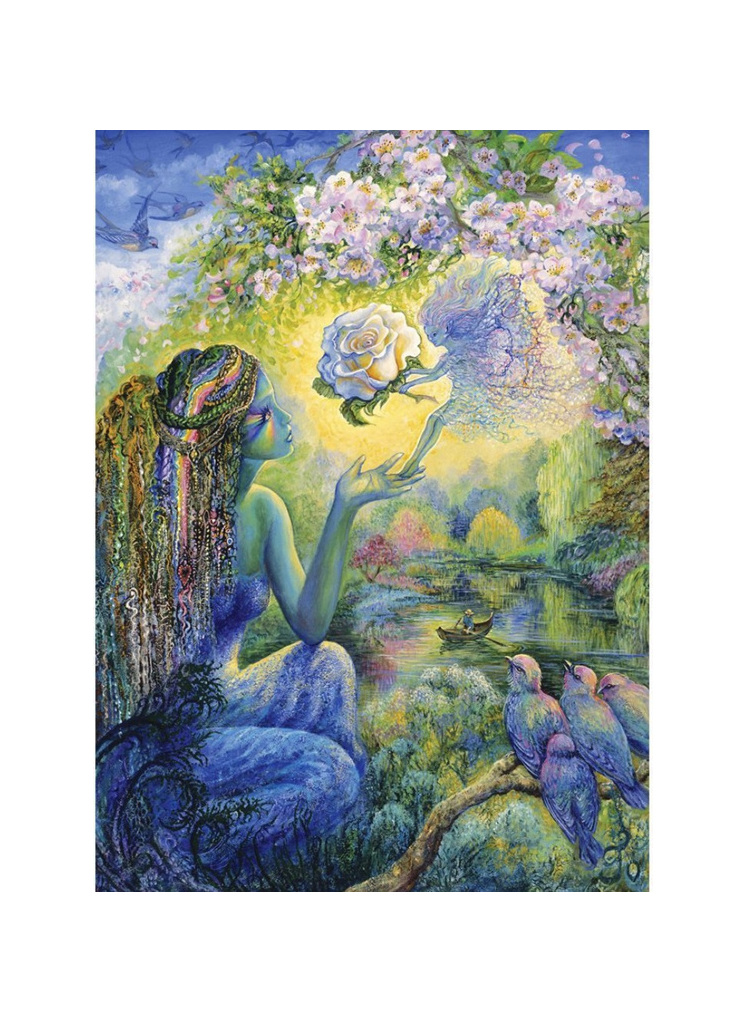 Holdson's 1000 Piece Jigsaw Puzzle: The Messenger
