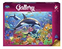Holdson 300  Piece Jigsaw Puzzle: Orca Fun