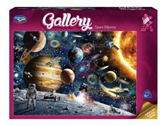 Holdson 300 XL Piece Jigsaw Puzzle: Space Odyessy