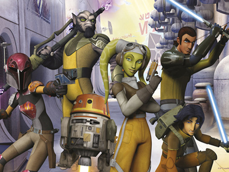 Holdson Star Wars Rebels Save The Galaxy - 100pc Boxed