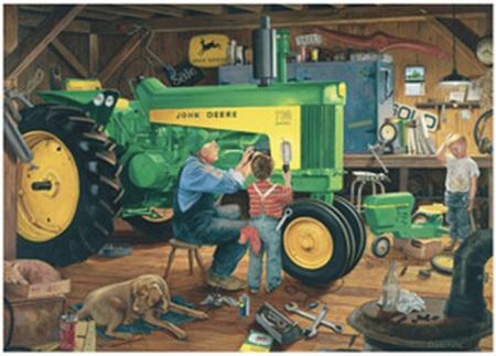 Holdson's 1000 Piece Jigsaw Puzzle:  Restoration 2