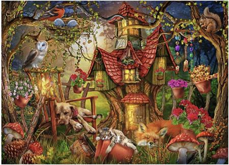 Holdson's 1000 Piece Jigsaw Puzzle:  Sleepy Time