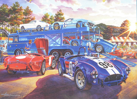 Holdson's 1000 Piece Jigsaw Puzzle:  The Champion