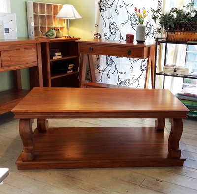 Holdsworth S-Legged Coffee Table