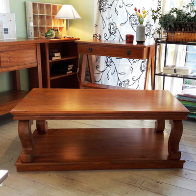 Holdsworth S-Legged Coffee Table