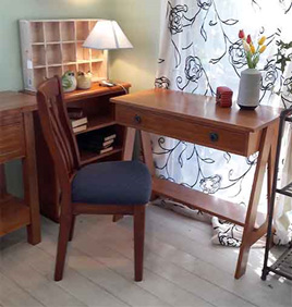 Holdsworth Trestle Leg Table