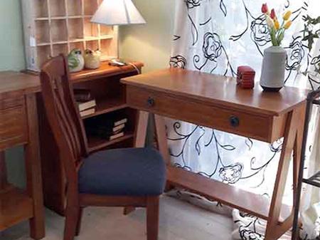 Holdsworth Trestle Leg Table