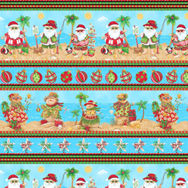 Holiday Beach Stripe 958675