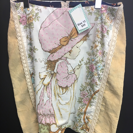 Holly Hobbie Skirt - Adult Size 12