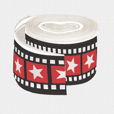 Hollywood Lights crepe streamer stars