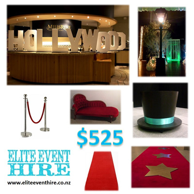 Hollywood Package