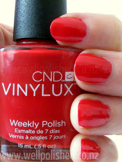 Hollywood Vinylux Color Coat