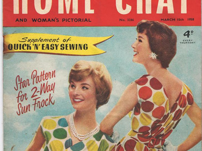 Home Chat and Woman's Pictorial