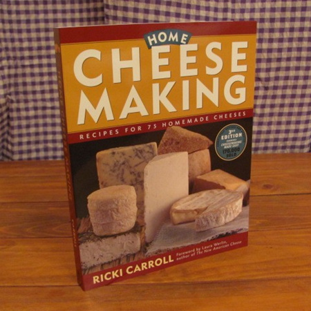 Home Cheese Making (Soft Cover Book)