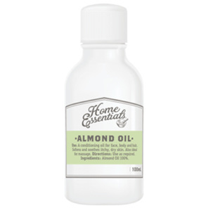 Home Essentials Almond Oil  100ml