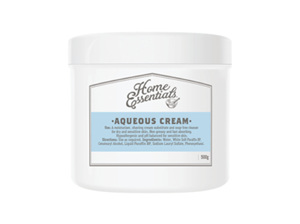Home Essentials Aqueous Cream  500g